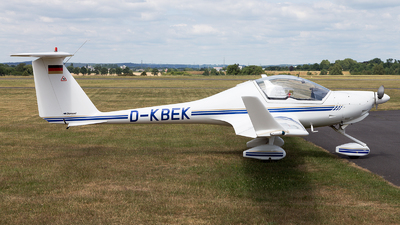 A picture of DKBEK - Diamond Aircraft Industries	HK36TTC Super Dimona - [036696] - © Sebastian Sowa