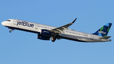 N964JT - Airbus A321-231 - jetBlue Airways
