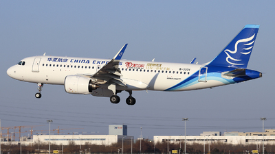 B-320V - Airbus A320-271N - China Express Airlines