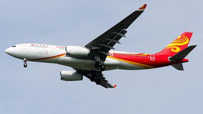 B-LHB - Airbus A330-243 - Hong Kong Airlines