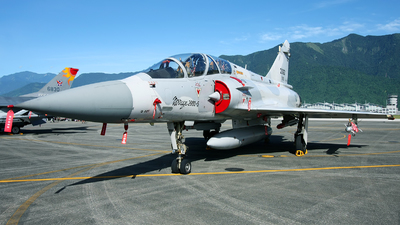 2060 - Dassault Mirage 2000-5DI - Taiwan - Air Force