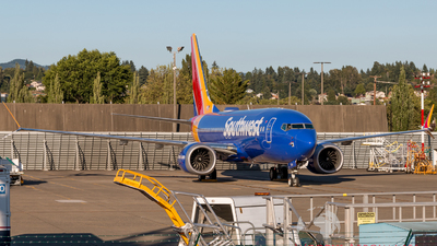 N7206U - Boeing 737-7 MAX - Southwest Airlines