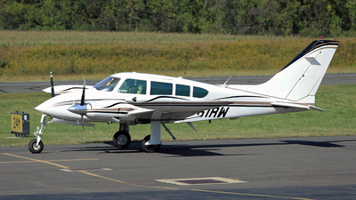 N61RW - Cessna 320E Skyknight - Private
