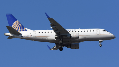 A picture of N644RW - Embraer E170SE - United Airlines - © DJ Reed - OPShots Photo Team