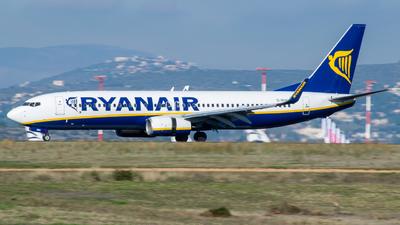 A picture of GRUKA - Boeing 7378AS - Ryanair - © John Leivaditis
