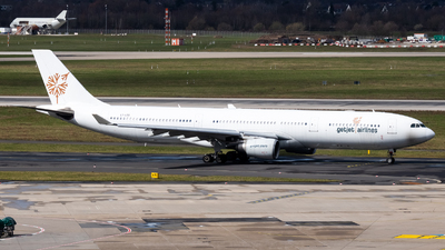 LY-LEO - Airbus A330-303 - GetJet Airlines