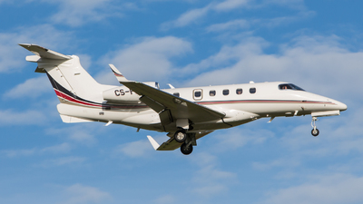 CS-PHJ - Embraer 505 Phenom 300 - NetJets Europe