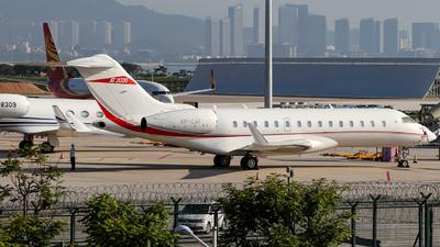 VP-CAF - Bombardier BD-700-1A10 Global 6000 - TAG Aviation