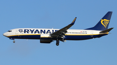 SP-RKE - Boeing 737-8AS - Ryanair Sun