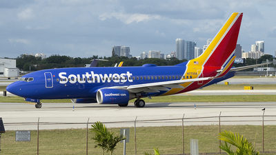 N7735A - Boeing 737-7BD - Southwest Airlines