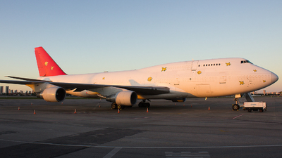 9U-BBA - Boeing 747-409(BDSF) - Sky KG Airlines
