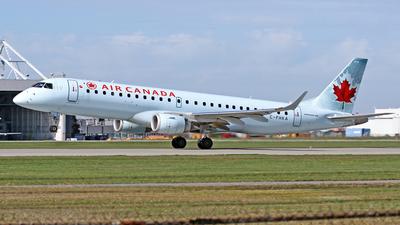 C-FHKA - Embraer 190-100IGW - Air Canada