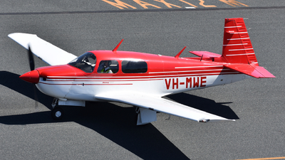 VH-MWE - Mooney M20J - Aero Club - Western Australia