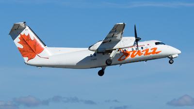 A picture of CGJSV - De Havilland Canada Dash 8100 - Wasaya Airways - © Dutch