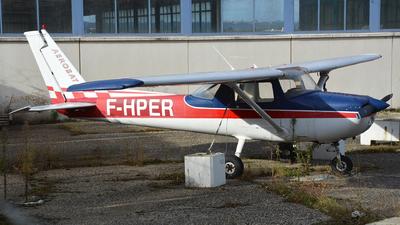F-HPER - Reims-Cessna FRA150L Aerobat - Private