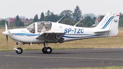 SP-TZC - Liberty XL2 - OKL - Aviation Training Centre of Rzeszow Technical University