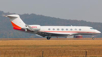 HL8372 - Gulfstream G650ER - SK Telecom