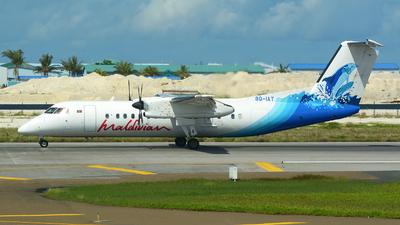A picture of 8QIAT - De Havilland Canada Dash 8300 - Maldivian - © jeremy denton