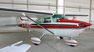 D-EORD - Reims-Cessna F172N Skyhawk II - Private