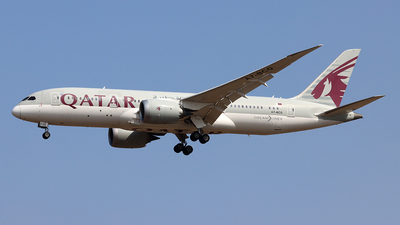 A7-BCO - Boeing 787-8 Dreamliner - Qatar Airways