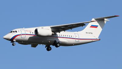 A picture of RA61716 - Antonov An148100E - Rossiya  Special Flight Squadron - © Vitaly Revyakin