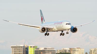 C-FGHZ - Boeing 787-9 Dreamliner - Air Canada