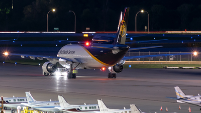 N143UP - Airbus A300F4-622R - United Parcel Service (UPS)