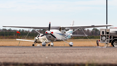 A picture of N379SA - Cessna T182T Turbo Skylane - [T18208074] - © Oliver Richter