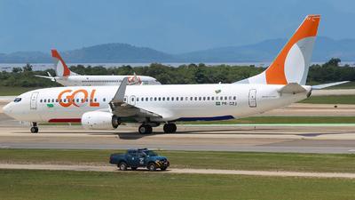 PR-GZJ - Boeing 737-8K2 - GOL Linhas Aéreas (Transavia Airlines)