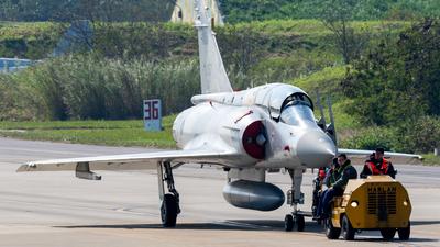 2057 - Dassault Mirage 2000-5 - Taiwan - Air Force