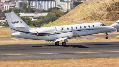 A picture of N680FS - Cessna 680 Citation Sovereign - [6800234] - © Solano Jorge R.
