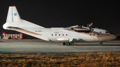 A picture of EW435TI - Antonov An12BP -  - © Andrey