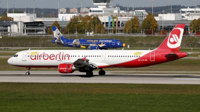 OE-LCF - Airbus A321-211 - Air Berlin (Niki)