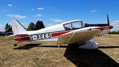 A picture of GREES - Jodel D140C Mousquetaire III - [156] - © Jez-UK
