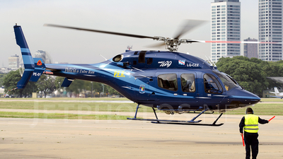 LQ-CZZ - Bell 429 - Argentina - Police of Entre Rios
