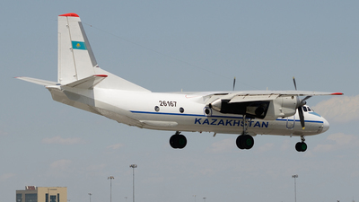 26167 - Antonov An-26 - Kazakhstan - Border Guard