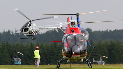 HB-ZGQ - Eurocopter EC 120B Colibri - Heli West