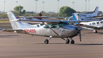 N21490 - Cessna 182P Skylane - Private