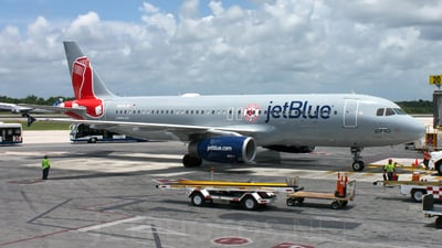 N605JB - Airbus A320-232 - jetBlue Airways