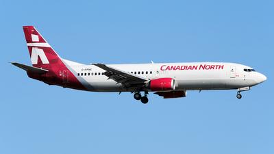 C-FFNC - Boeing 737-406(C) - Canadian North