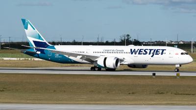 C-GURP - Boeing 787-9 Dreamliner - WestJet Airlines