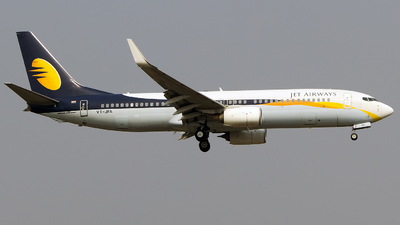 VT-JFA - Boeing 737-86N - Jet Airways