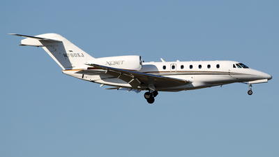 N760XJ - Cessna 750 Citation X - XOJet