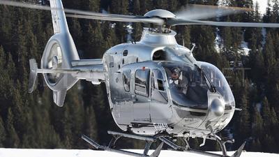 F-HAIL - Eurocopter EC 135P2+ - Mont Blanc Hélicoptères