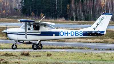 OH-DBS - Cessna 150F - Blue Skies Aviation