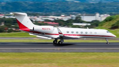 N623TA - Gulfstream G550 - Private