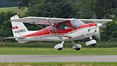 HB-WEC - Lightwing AC4 - Flubag Flugbetriebs AG