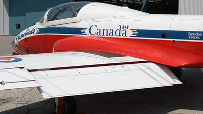 114156 - Canadair CL-41 Tutor - Canada - Royal Canadian Air Force (RCAF)