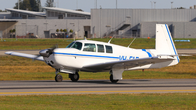 VH-FAF - Mooney M20F - Private