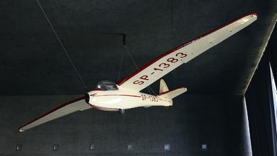 SP-1383 - Instytut Szybownictwa IS-4 Jastrz?b - Aero Club - Krakowski